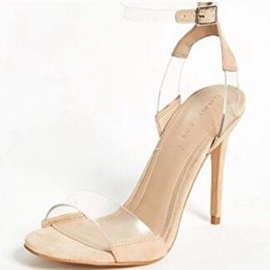 Kendall and kylie nude heels